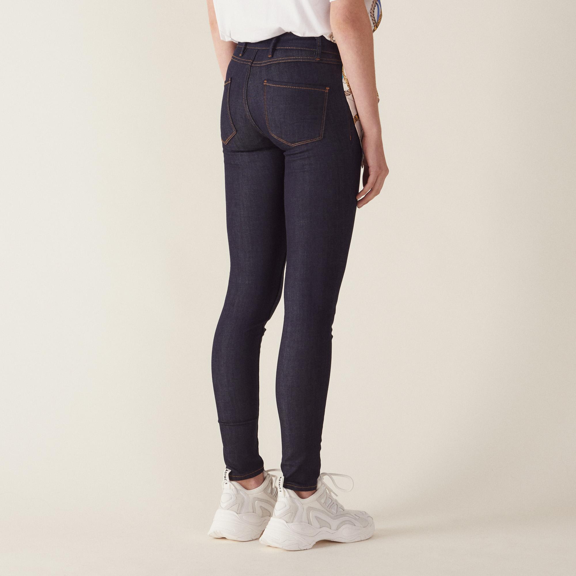 Raw Denim Skinny Jeans Jeans Sandro Paris