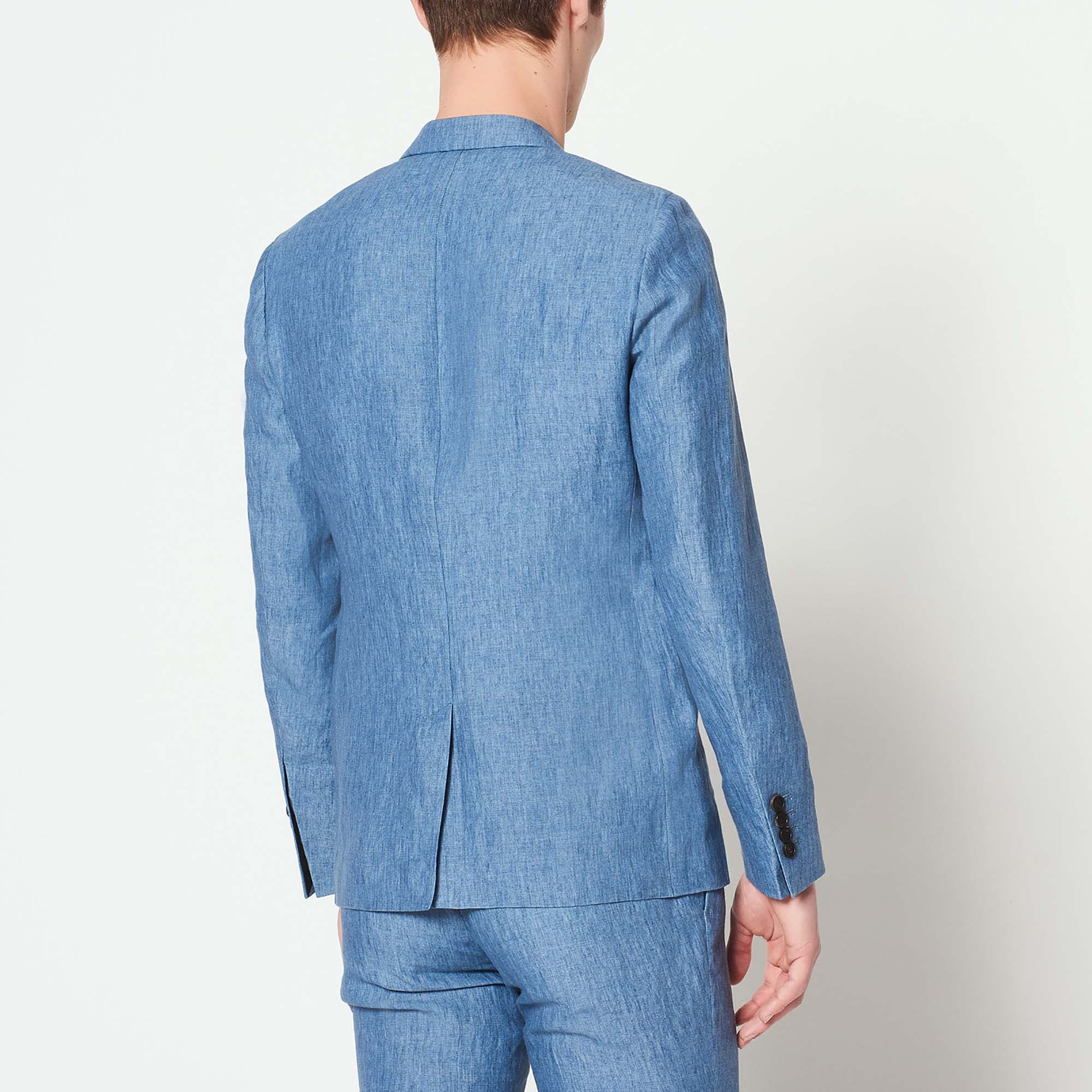 Chambray - Suits & Blazers | Sandro Paris