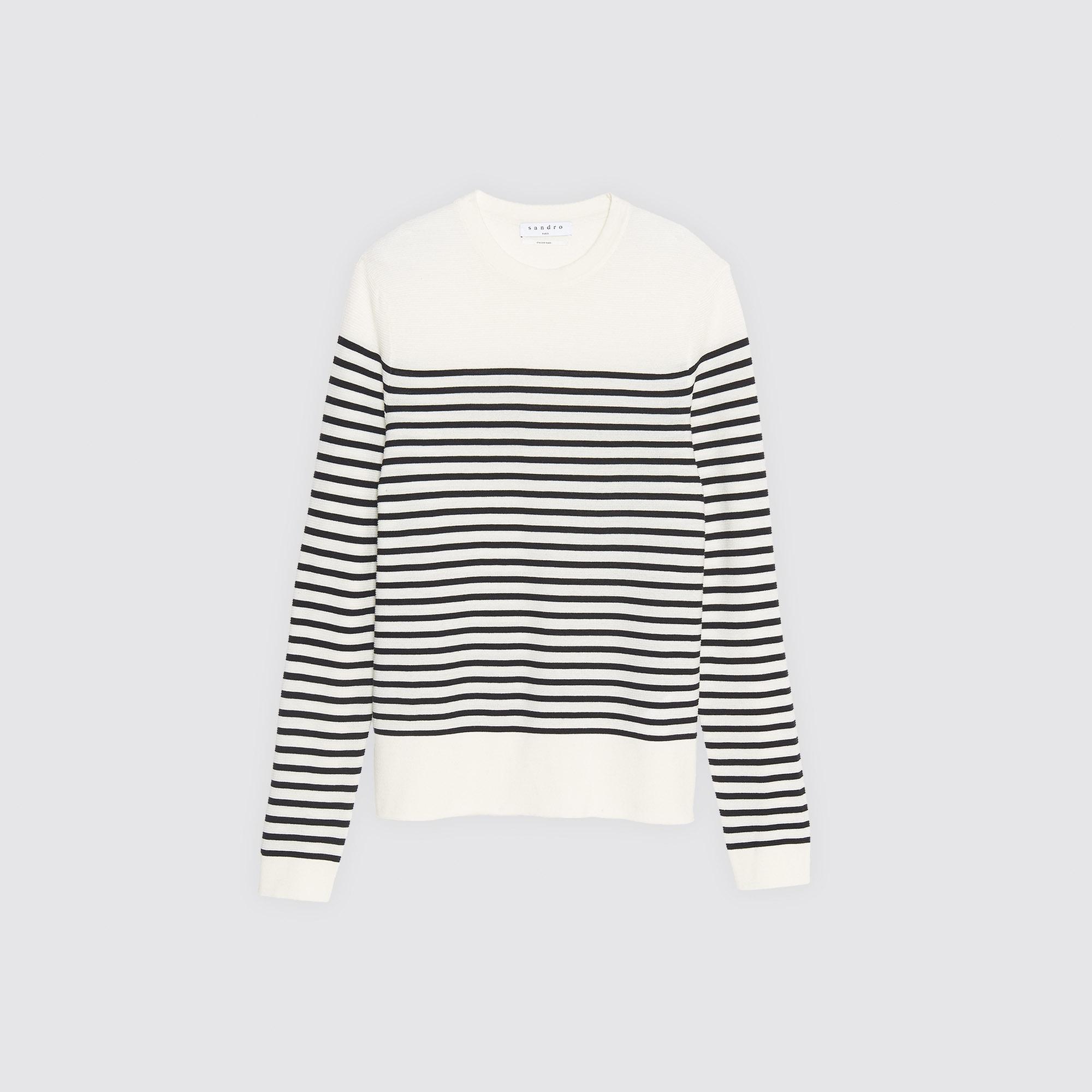 Sailor Sweaters Sandro Paris