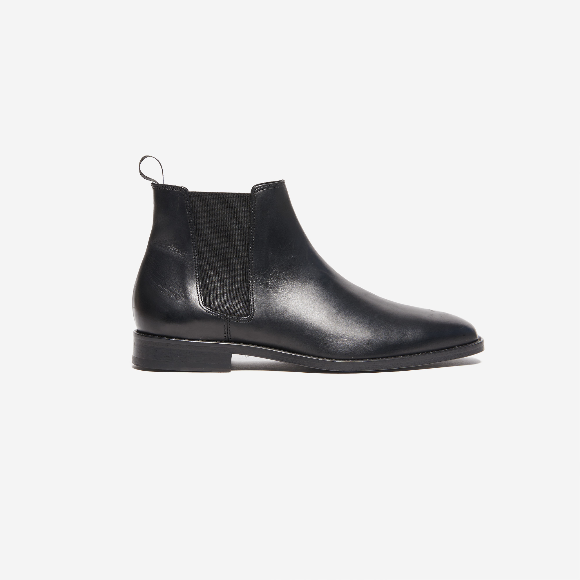 Sandro Leather Boots YY6H6KLA2b