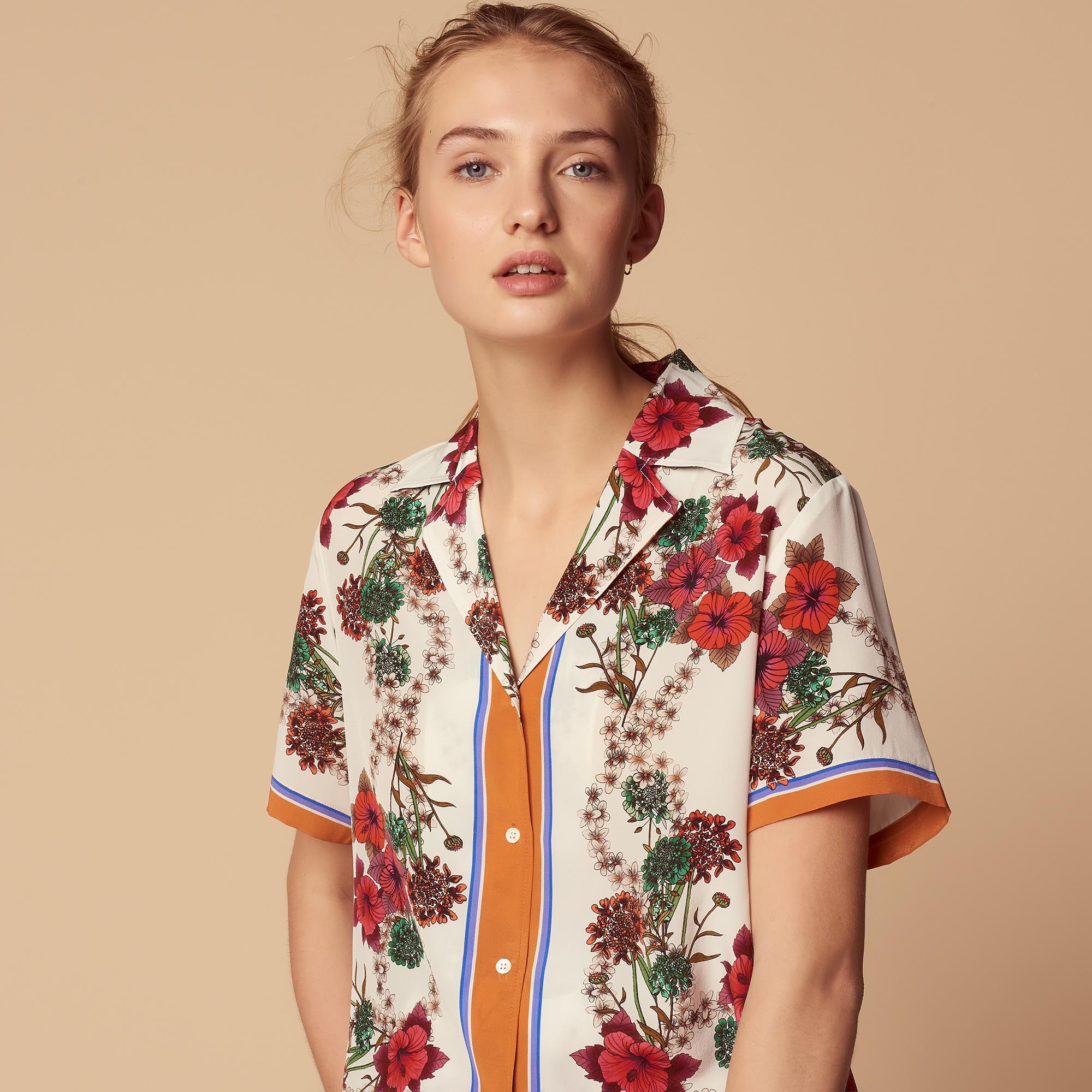 Vivi Tops Shirts Sandro Paris