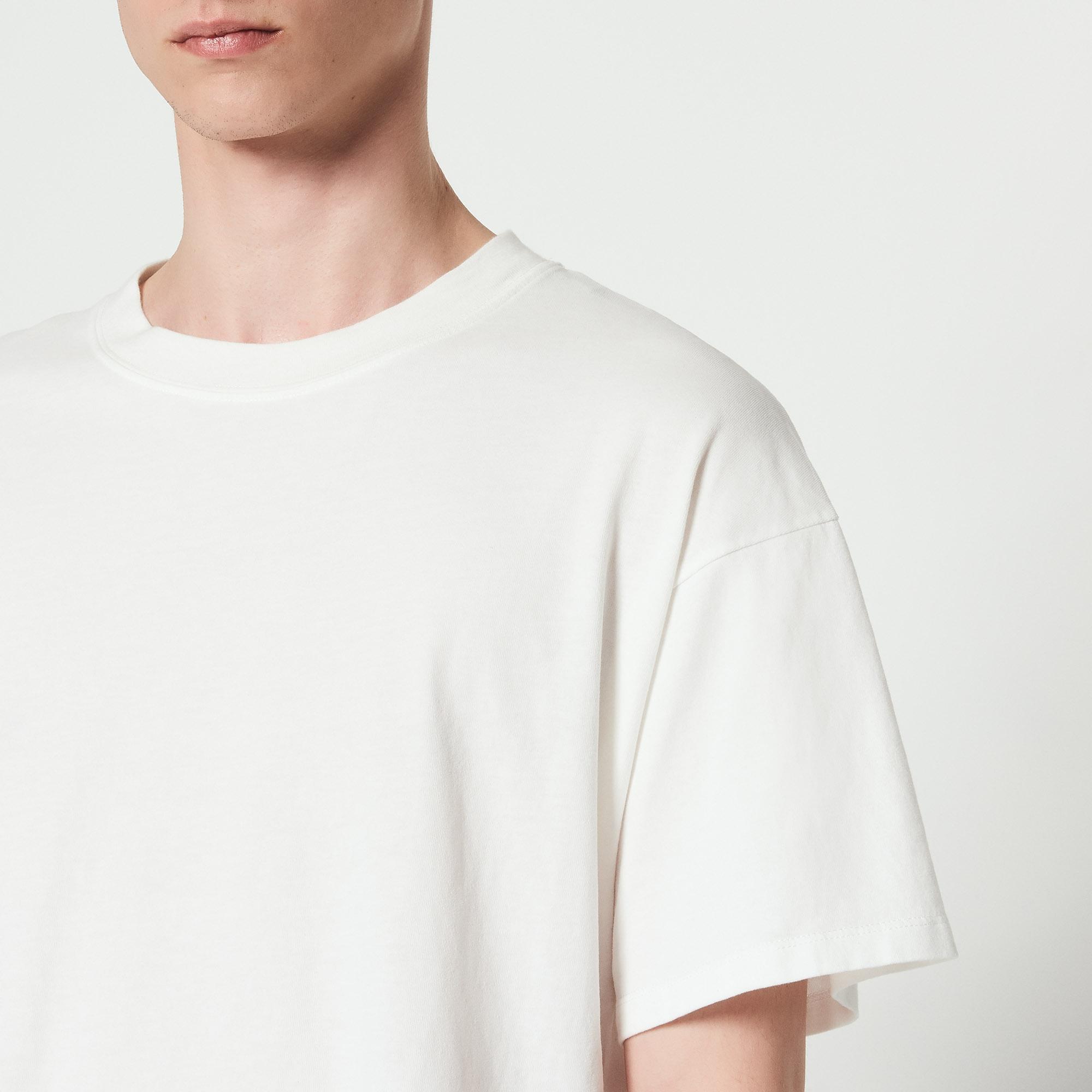 T-Shirt mit Einsatz Sandro GBZhLQPUJp