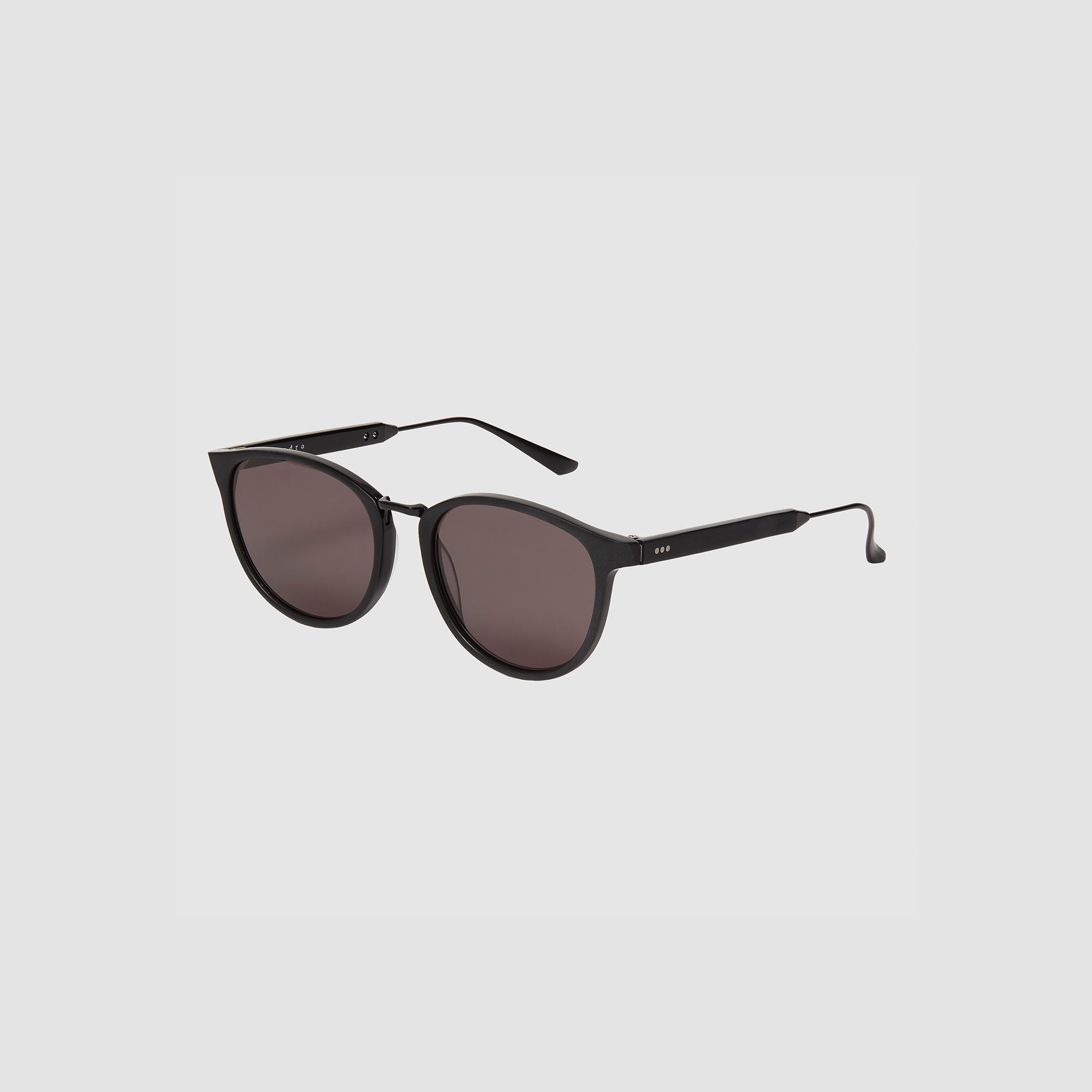 5be2b1e2588a5 Rectangular Sunglasses   Sunglasses color Black ...