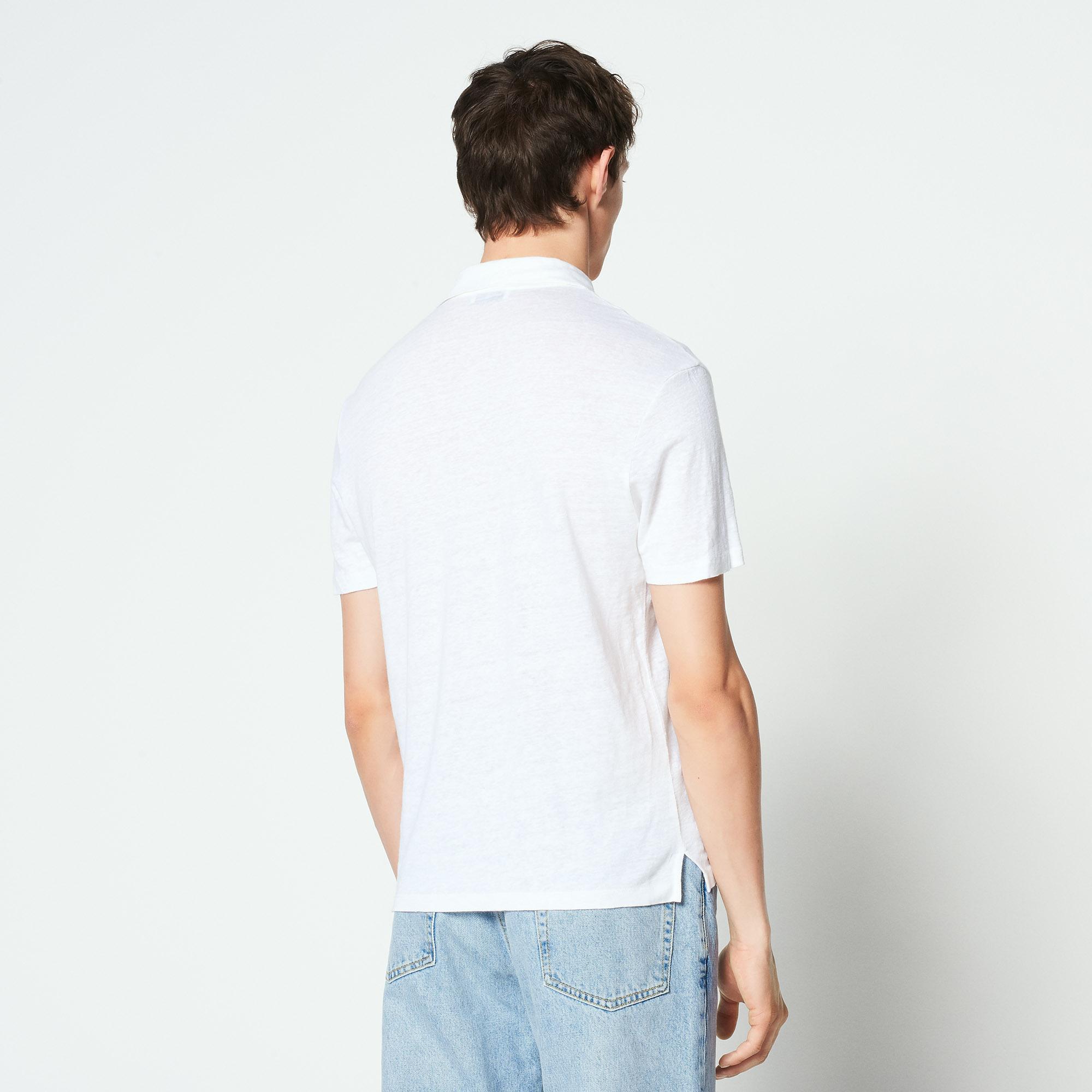 Beach T Shirts Polos Sandro Paris