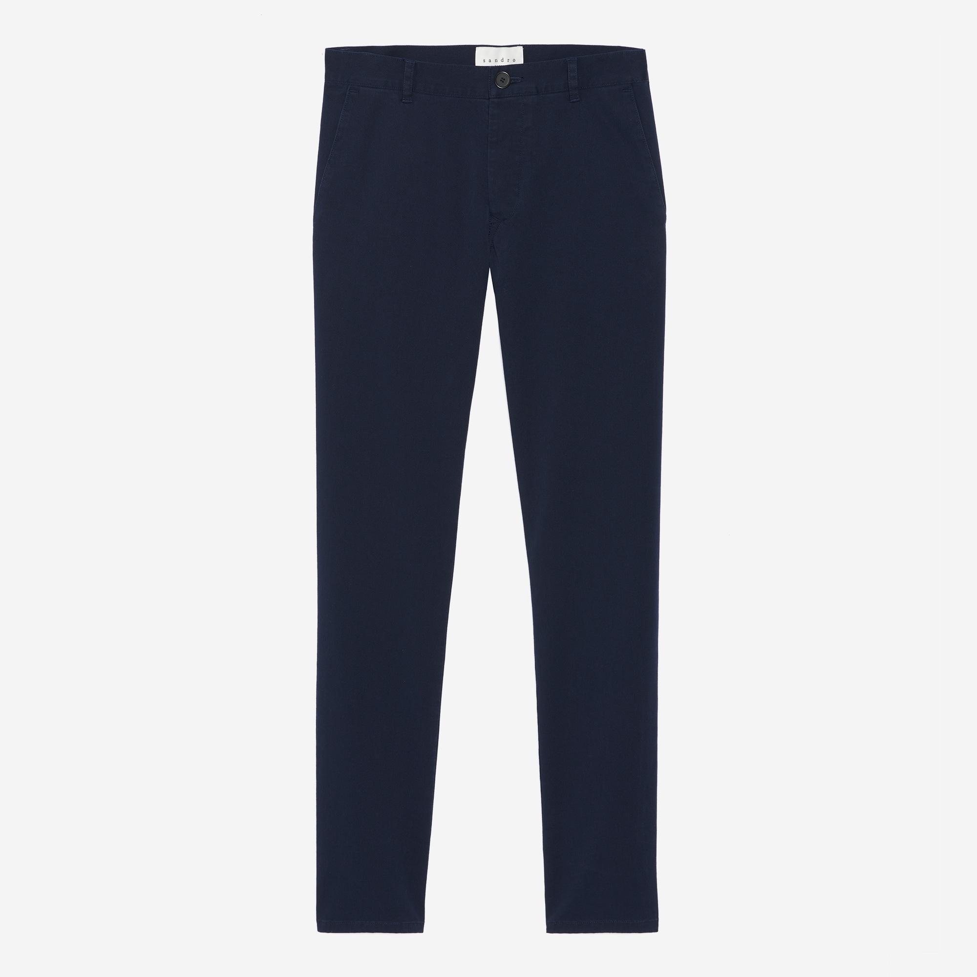 grand Prix vente en magasin images détaillées Chino trousers